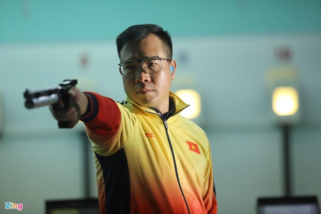 Nguyen Hong Minh,  ASIAD 2018,  Hoang Xuan Vinh,  Anh Vien anh 1