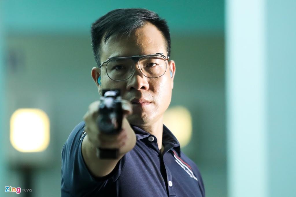 Nguyen Hong Minh,  ASIAD 2018,  Hoang Xuan Vinh,  Anh Vien anh 2