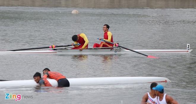 Rowing,  HCV,  ASIAD 2018 anh 2