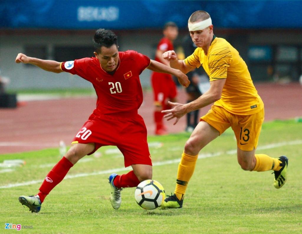 'Lua U19 Viet Nam hien nay trinh do khong cao' hinh anh 1