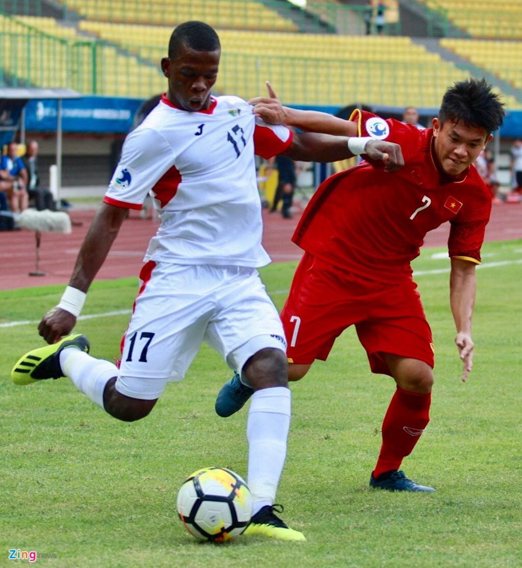 'Lua U19 Viet Nam hien nay trinh do khong cao' hinh anh 2