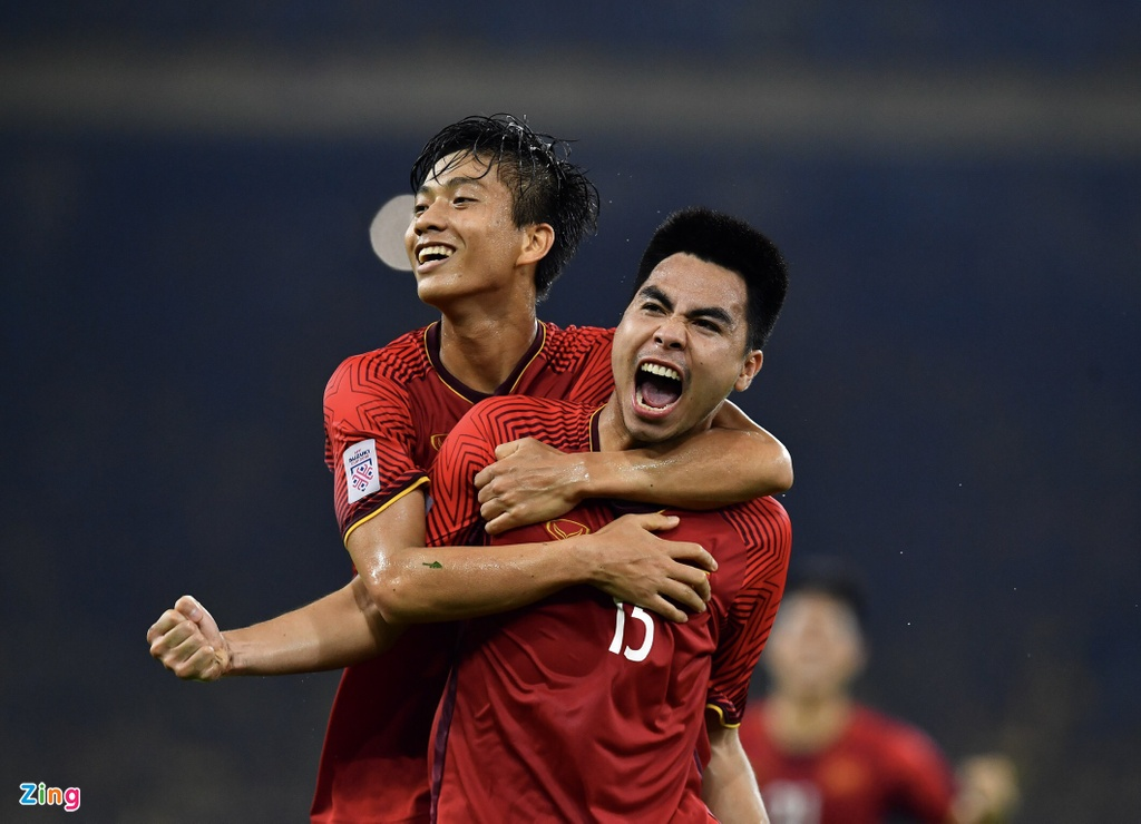 Phan Van Duc,  doi tuyen Viet Nam,  AFF Cup 2018,  Ngoi sao AFF Cup anh 3
