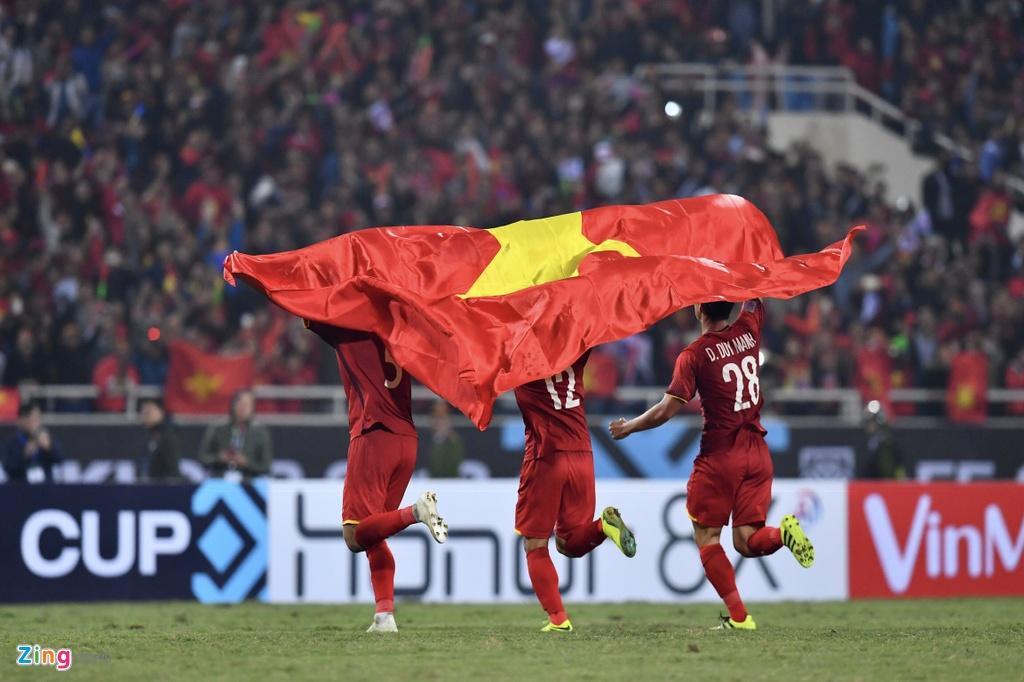 Doi tuyen Viet Nam,  AFF Cup 2018,  Asian Cup 2019, anh 3