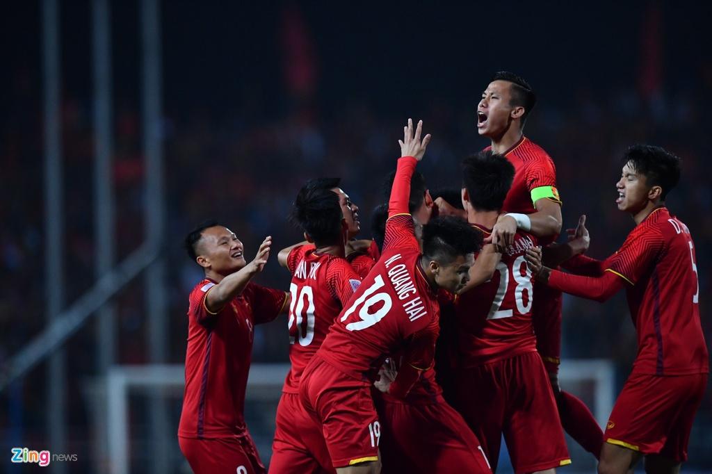 Viet Nam lieu co tien xa tai Asian Cup 2019 sau chuc vo dich AFF Cup