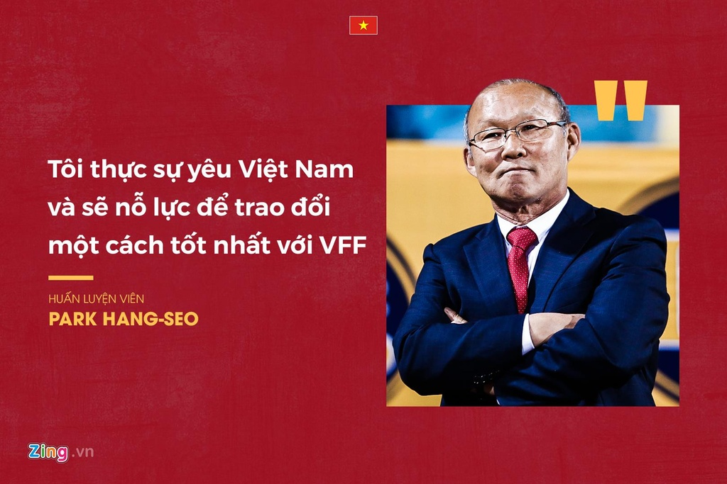 VFF noi gi ve viec gia han hop dong voi thay Park anh 4