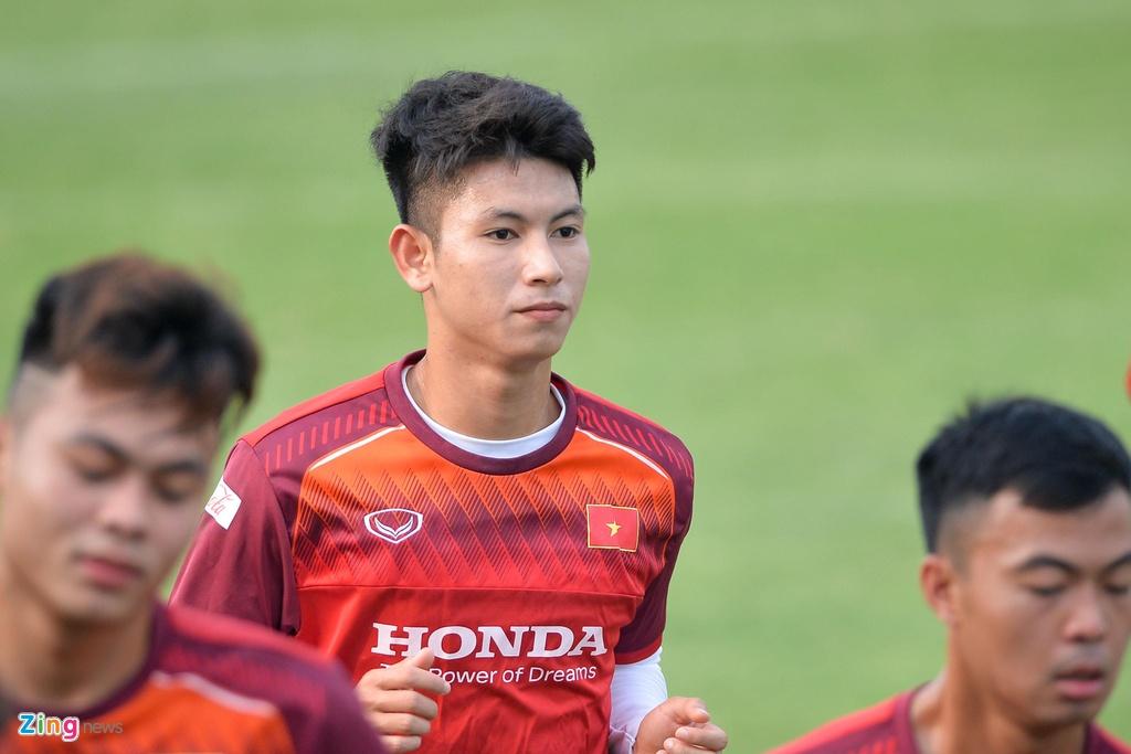 Martin Lo va dan cau thu 'soai ca' cua U23 Viet Nam hinh anh 3