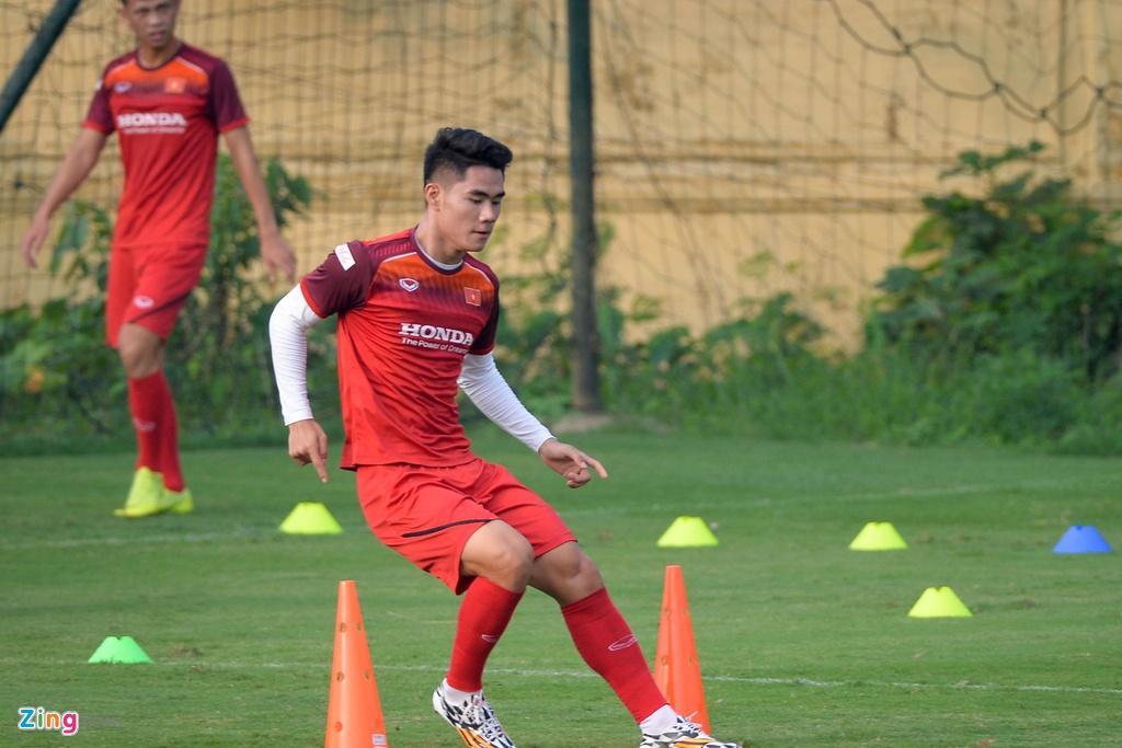 Martin Lo va dan cau thu 'soai ca' cua U23 Viet Nam hinh anh 4