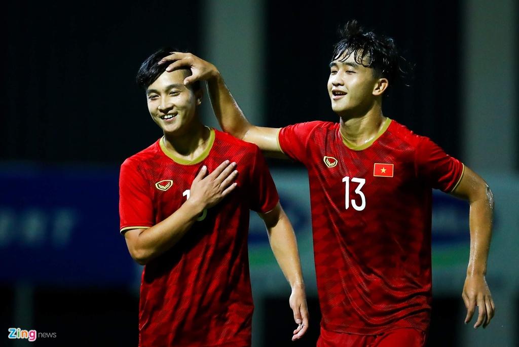 Martin Lo va dan cau thu 'soai ca' cua U23 Viet Nam hinh anh 5
