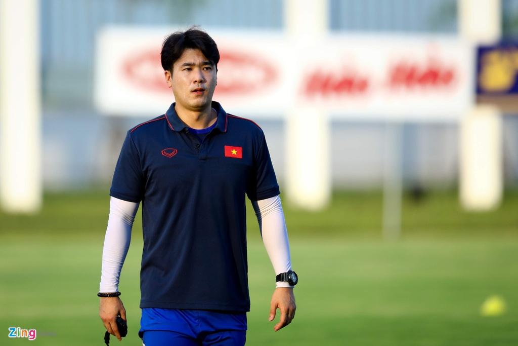 Martin Lo va dan cau thu 'soai ca' cua U23 Viet Nam hinh anh 9