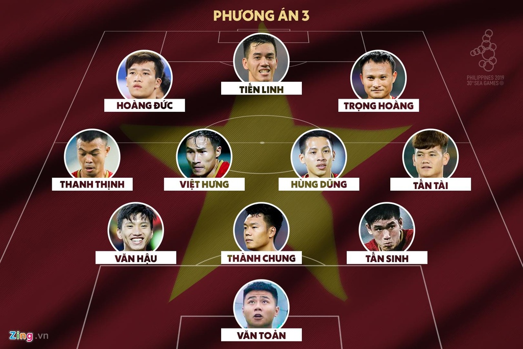 HLV Park co nen su dung Tien Linh va Duc Chinh cung luc? hinh anh 3