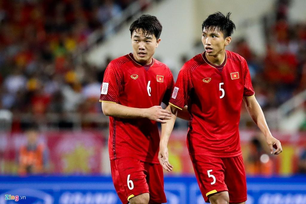 Tuyen Viet Nam doi mat lich thi dau day vi Vong loai World Cup bi hoan hinh anh 2 Viet_Nam_2.jpg