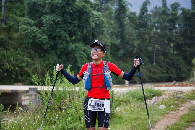 Runner luon phai chap nhan rui ro khi chay trail anh 1