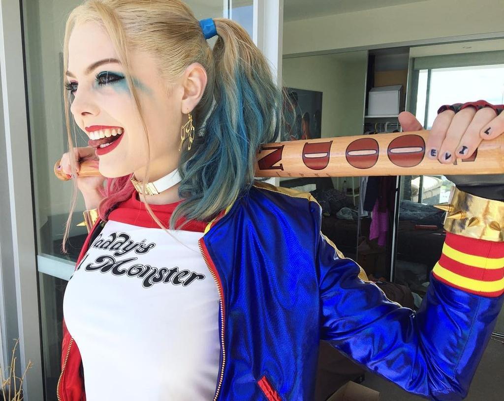 Ban sao 9X hoan hao nhat cua 'ac nu' Harley Quinn hinh anh 6