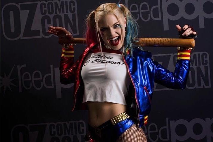 Ban sao 9X hoan hao nhat cua 'ac nu' Harley Quinn hinh anh 3