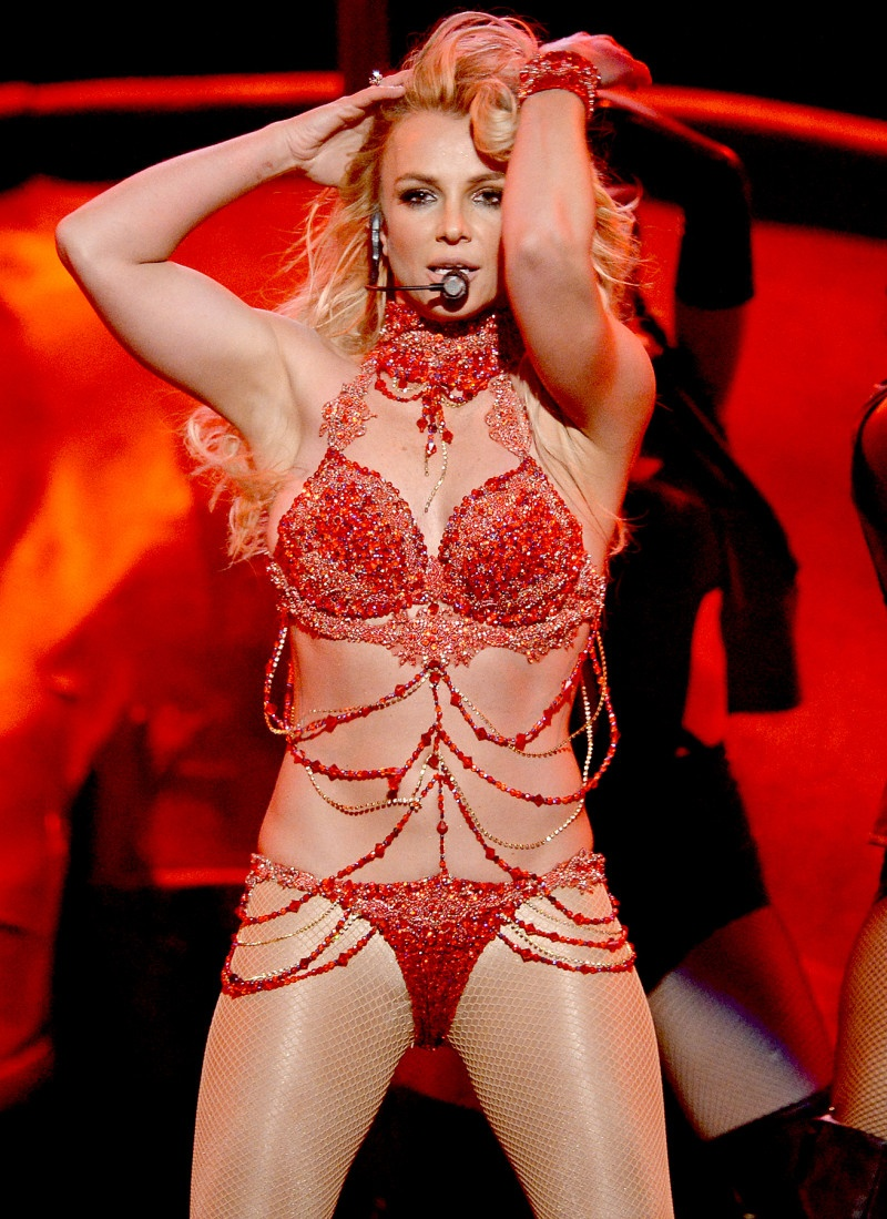 Su tro lai thanh cong cua Britney Spears anh 8