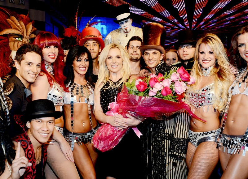 Su tro lai thanh cong cua Britney Spears anh 7