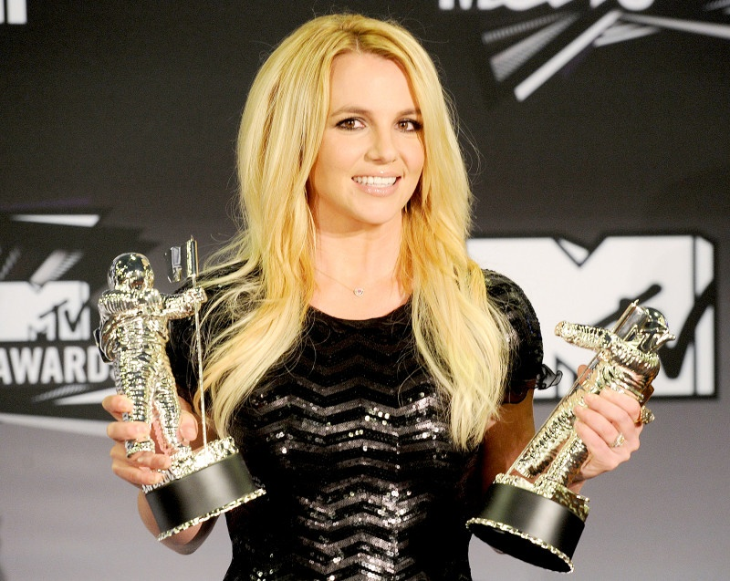 Su tro lai thanh cong cua Britney Spears anh 5