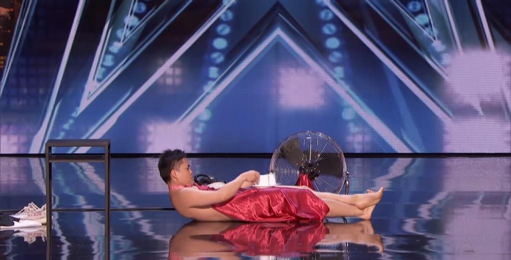 Nhung man thi tu dinh cao den phan cam cua America's Got Talent 2018 hinh anh 3