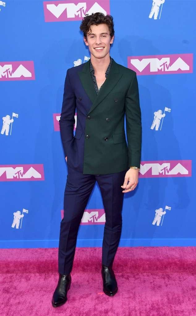 Dan sao long lay tren tham do MTV Video Music Awards 2018 hinh anh 10