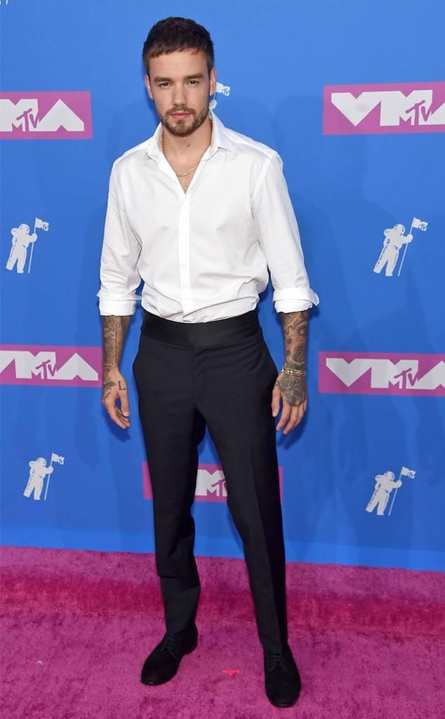 Dan sao long lay tren tham do MTV Video Music Awards 2018 hinh anh 8