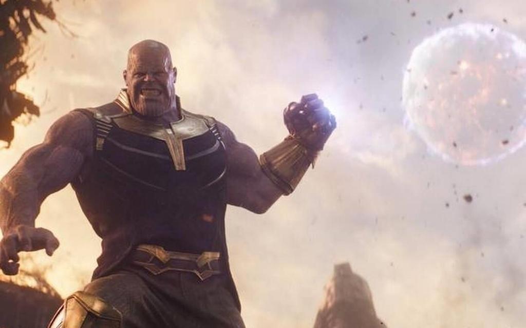 Thanos doi dau Da De - tran chien hai huoc cua 2 ke phan dien uy dung hinh anh 2
