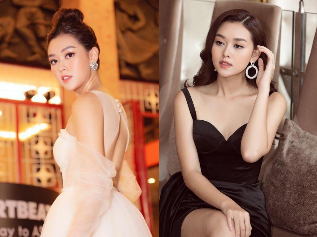 Hoang Thuy va Luong Thuy Linh anh 6