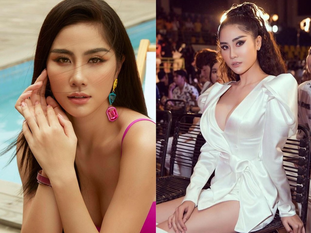Hoang Thuy va Luong Thuy Linh anh 7