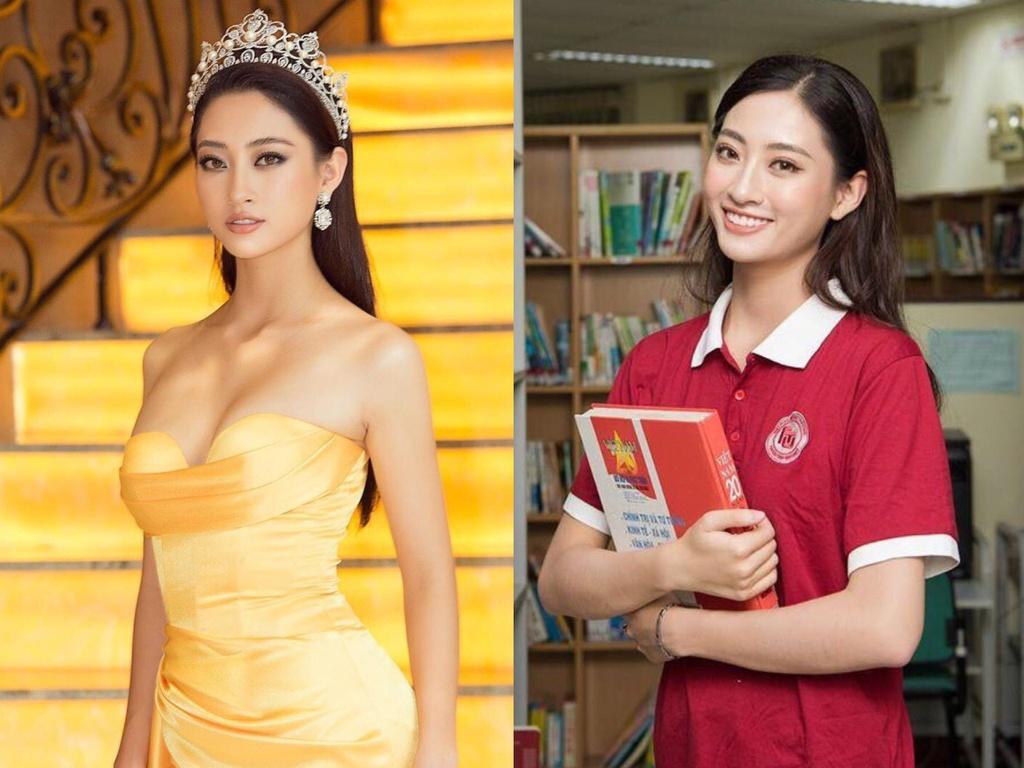 Hoang Thuy va Luong Thuy Linh anh 4