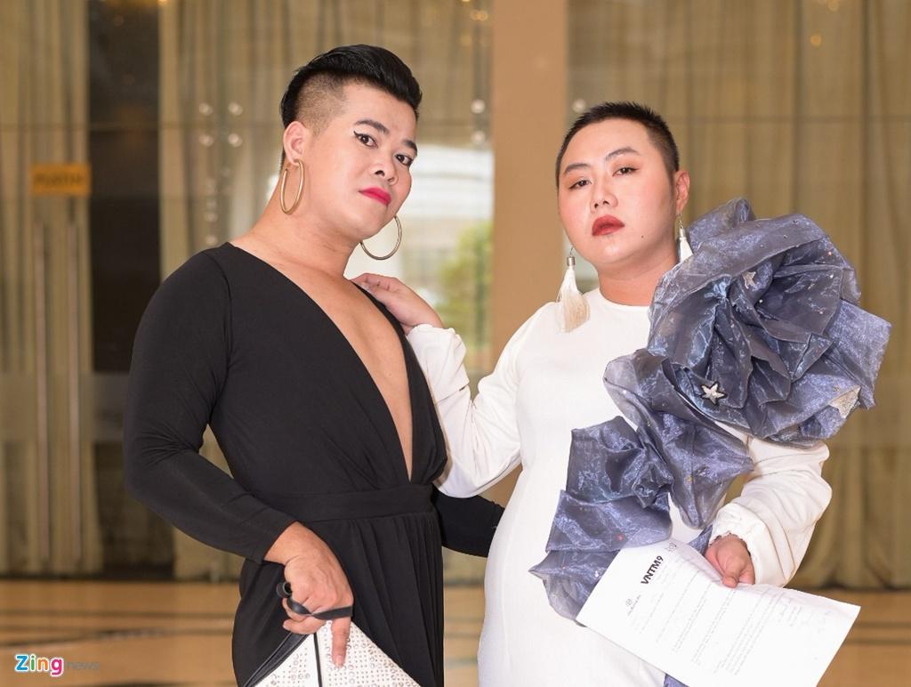 Vietnam's Next Top Model 2019 anh 2