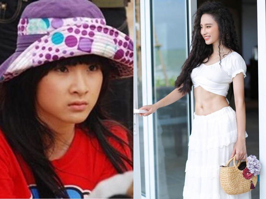 Angela Phuong Trinh va dan sao 'Mua he soi dong' thay doi sau 10 nam hinh anh 2