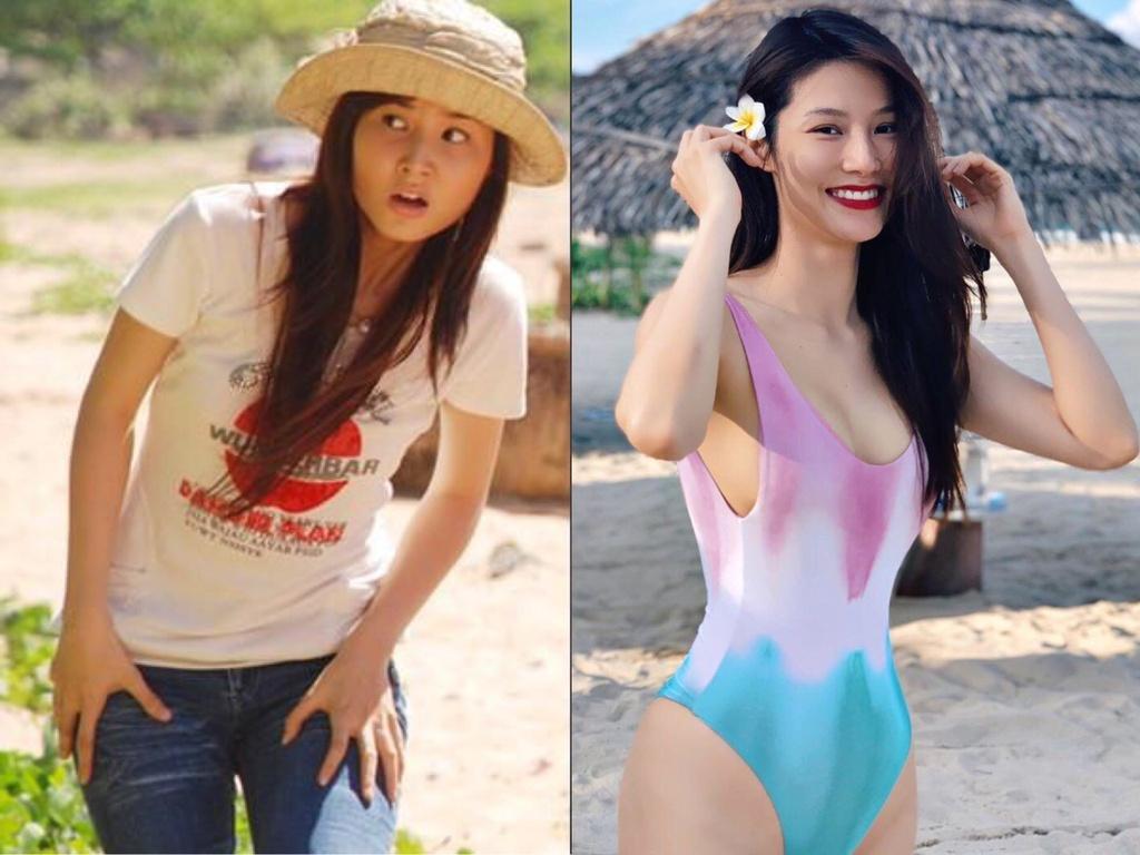 Angela Phuong Trinh va dan sao 'Mua he soi dong' thay doi sau 10 nam hinh anh 6