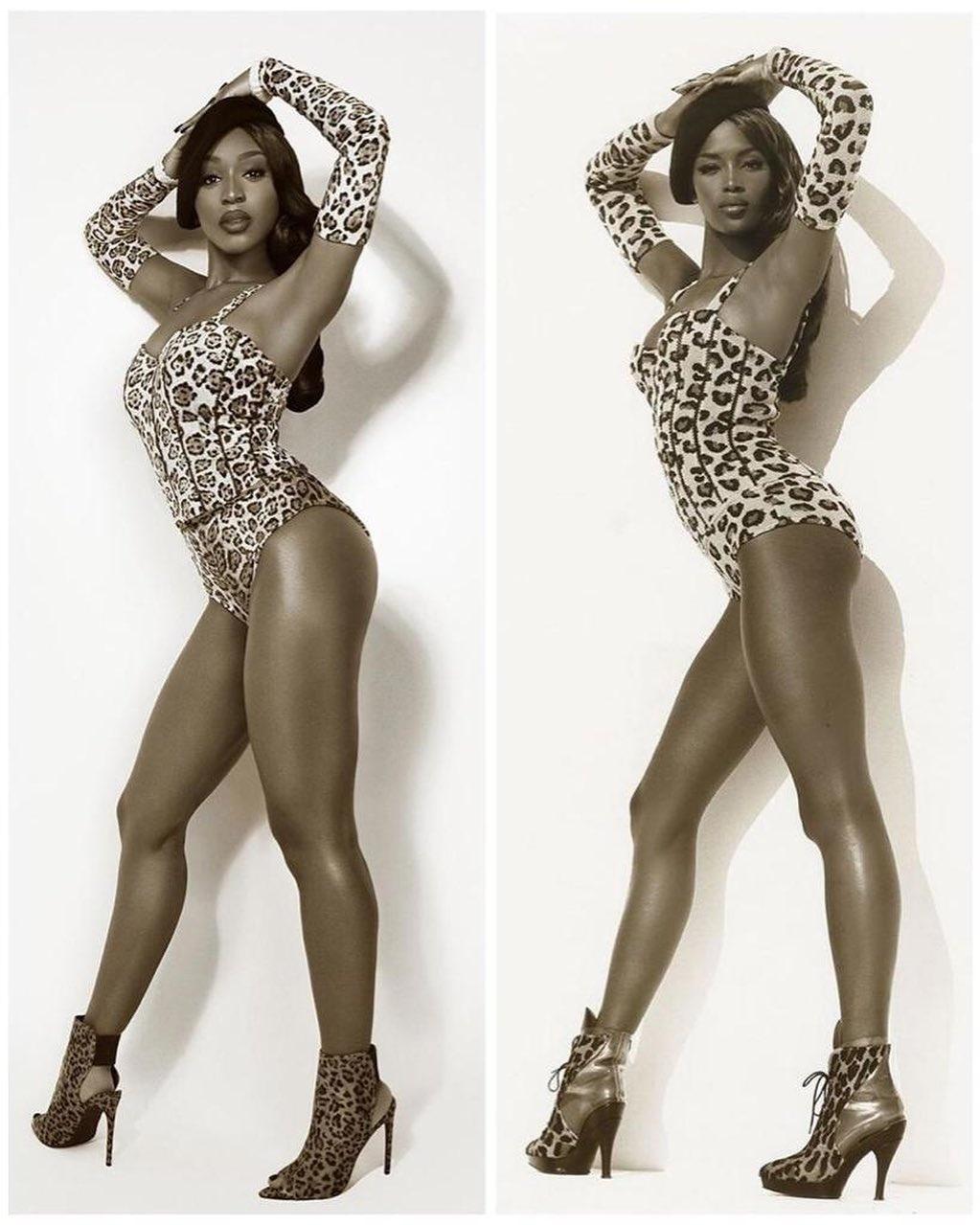 Kylie Jenner va dan sao dien do khoe vong mot du tiec Halloween hinh anh 10