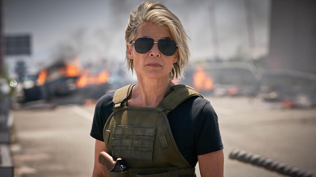 su nghiep cua sao Terminator: Dark Fate anh 10