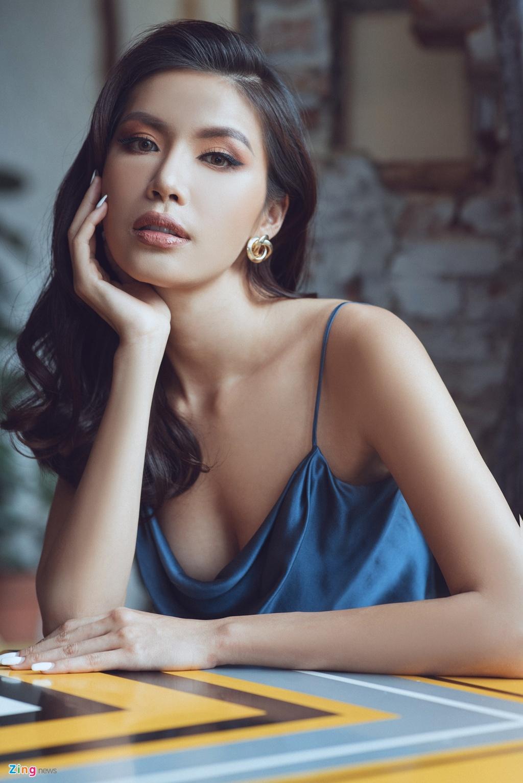 Minh Tu: 'Toi phai xin loi Cao Thien Trang ve cai tat' hinh anh 4