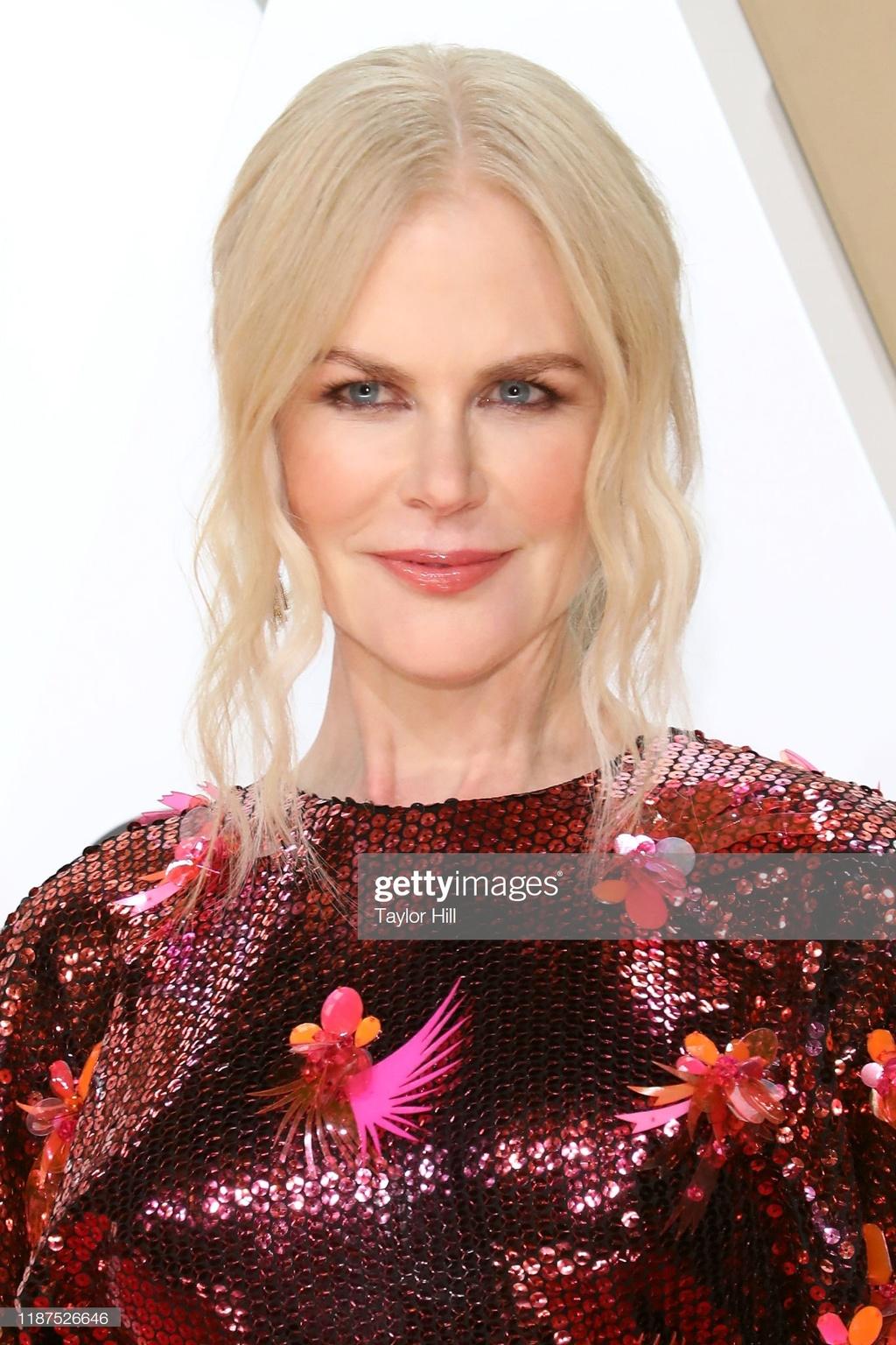 Nicole Kidman hon chong tre tren tham do hinh anh 9