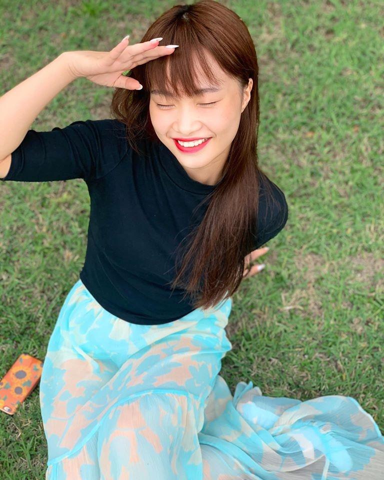 Hinh the goi cam cua van dong vien Nha Uyen vua gianh HCV SEA Games 30 hinh anh 10