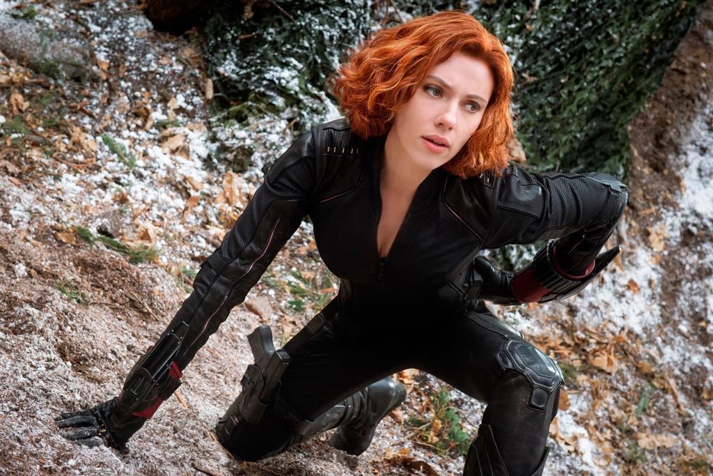 Mai toc cua Black Widow thay doi ra sao theo dong thoi gian Marvel? hinh anh 4