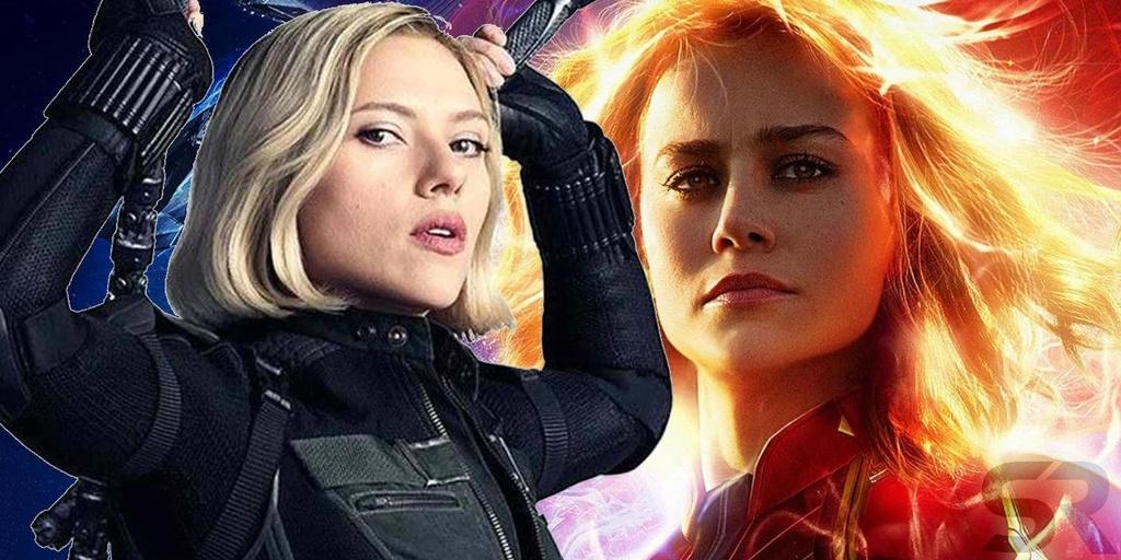 Mai toc cua Black Widow thay doi ra sao theo dong thoi gian Marvel? hinh anh 7