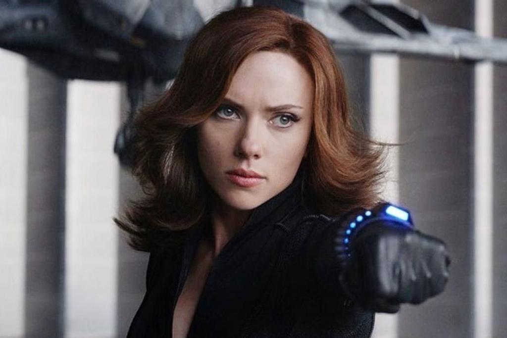 Mai toc cua Black Widow thay doi ra sao theo dong thoi gian Marvel? hinh anh 5