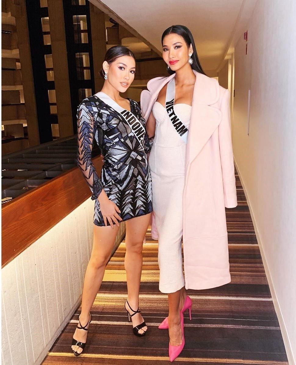 Hoang Thuy va hanh trinh lot top 20 Hoa hau Hoan vu the gioi 2019 hinh anh 10