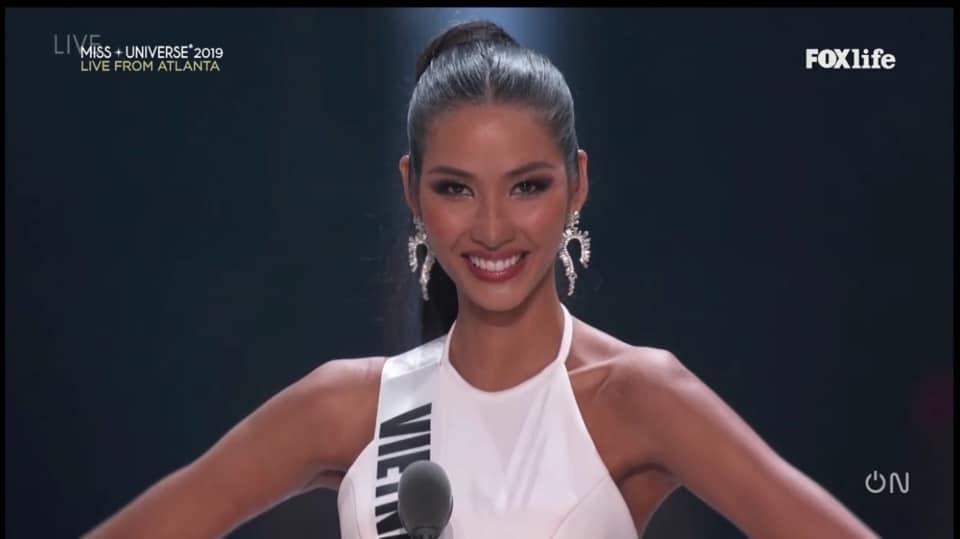 Hoang Thuy va hanh trinh lot top 20 Hoa hau Hoan vu the gioi 2019 hinh anh 17