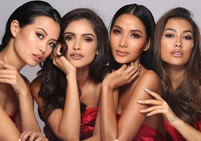 Hoang Thuy va hanh trinh lot top 20 Hoa hau Hoan vu the gioi 2019 hinh anh 7