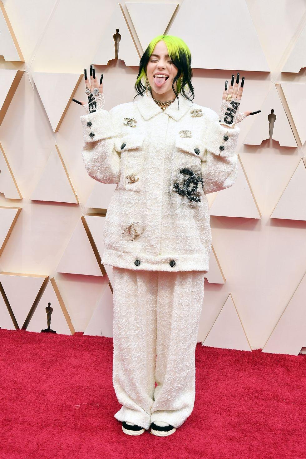 Sao nu mac dep tren tham do Oscar 2020 hinh anh 4 gettyimages_1205131666.jpg