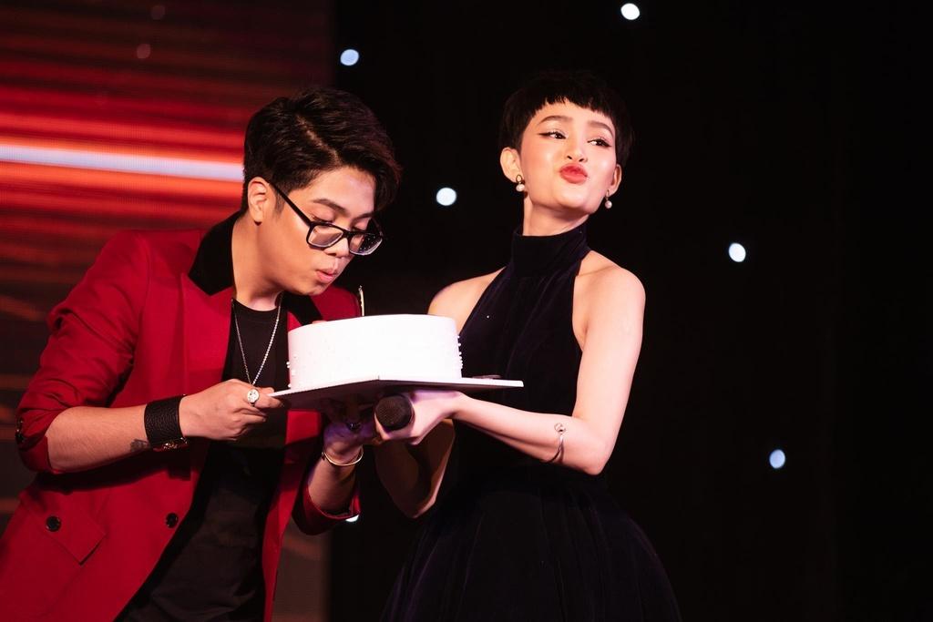 Ali Hoang Duong, Hien Ho sau ba nam thi The Voice hinh anh 5 KDG_8146.jpg