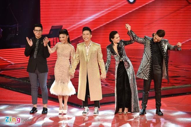 Ali Hoang Duong, Hien Ho sau ba nam thi The Voice hinh anh 1 NGUYEN_BA_NGOC_ZING9398.jpg