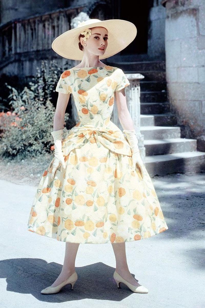 bieu tuong nhan sac Audrey Hepburn anh 4