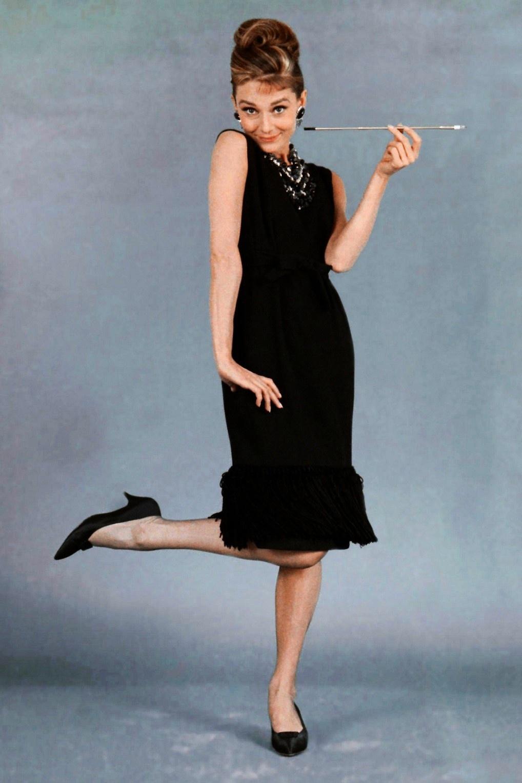 bieu tuong nhan sac Audrey Hepburn anh 3
