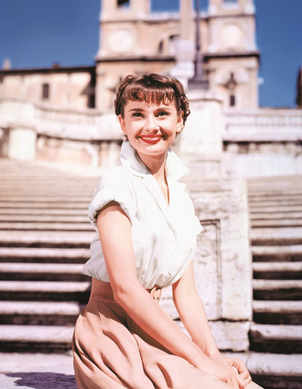 bieu tuong nhan sac Audrey Hepburn anh 10