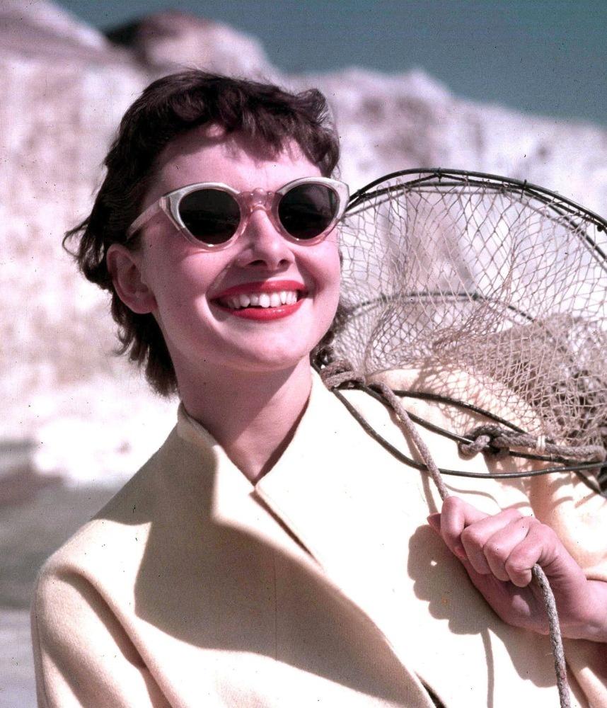 bieu tuong nhan sac Audrey Hepburn anh 6