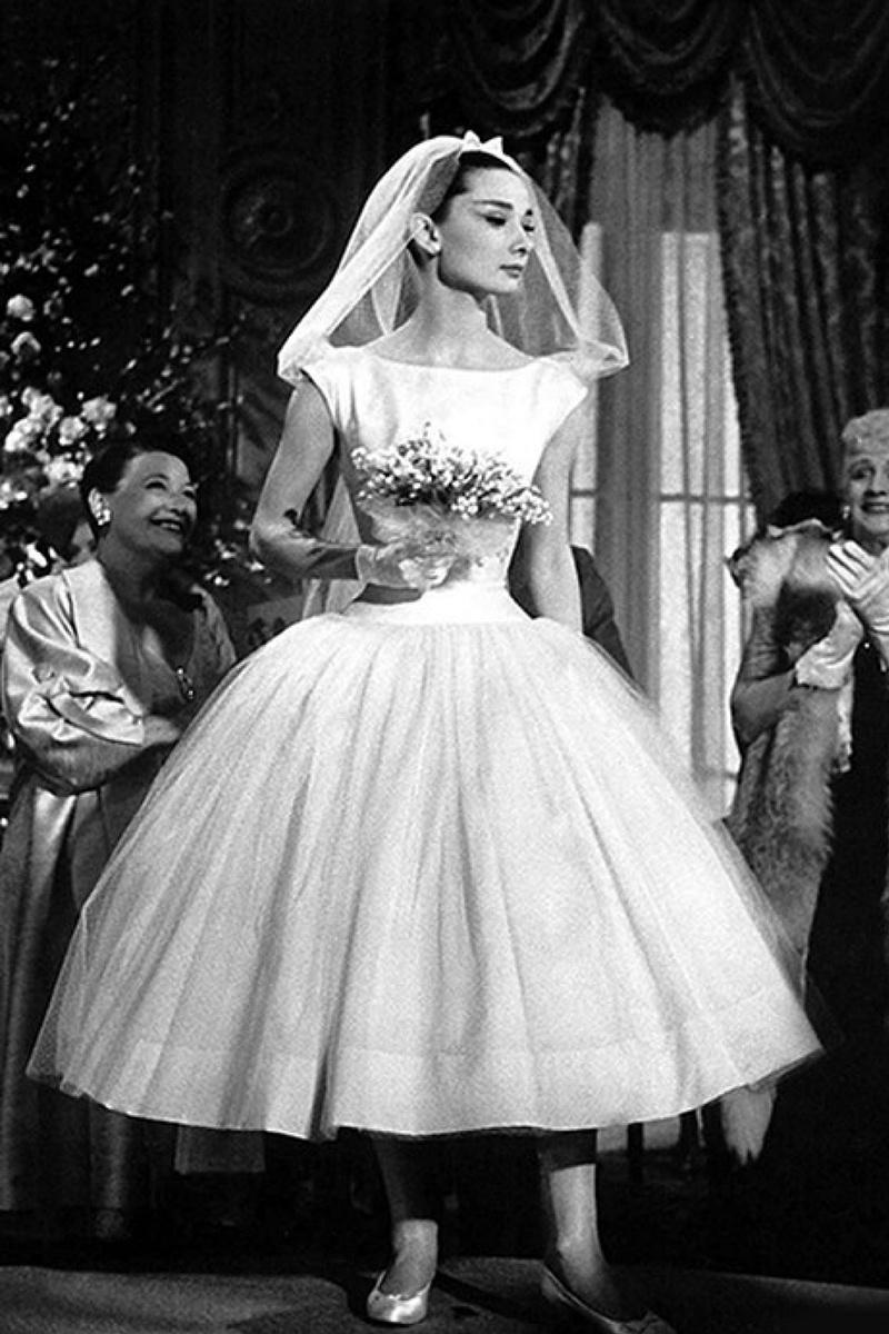 bieu tuong nhan sac Audrey Hepburn anh 9